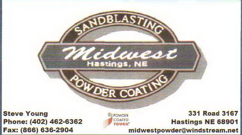hastings ne custom powder coating